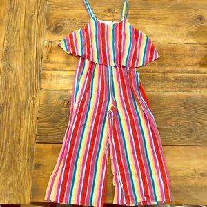 Fabkids rainbow jumpsuit